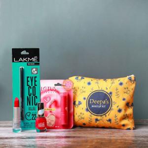 Personalised Make Up Kit