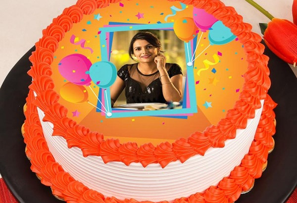 Sister's Birthday Cake