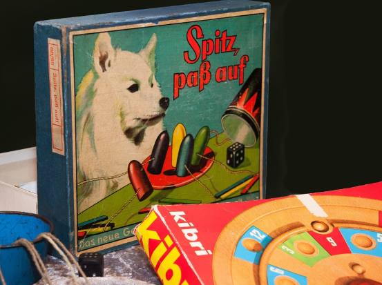 Toys and Board Games