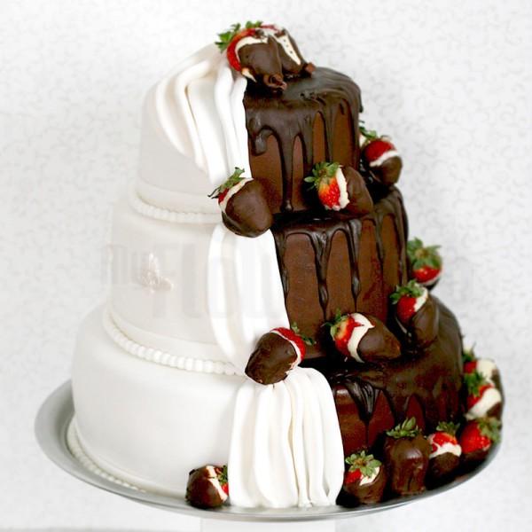 3 Tier Designer Cakes