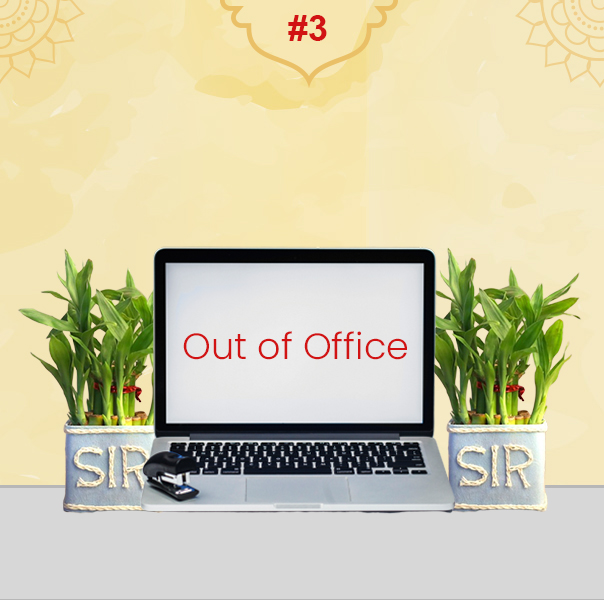 Take Leave from Your Office