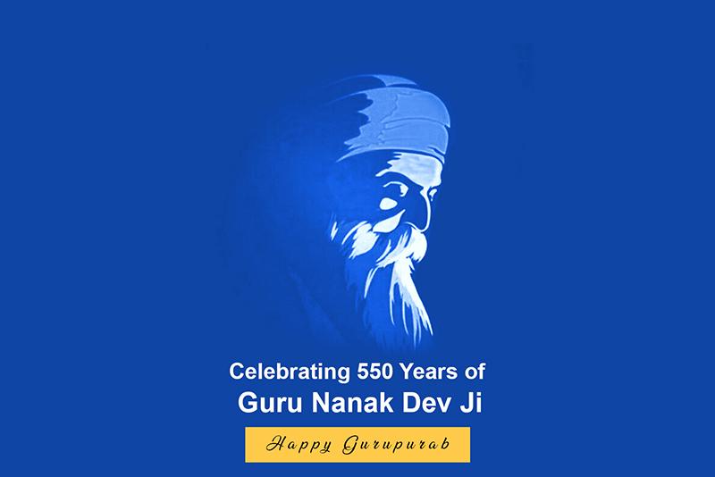 Guru Nanak Dev Ji 550 Birthday