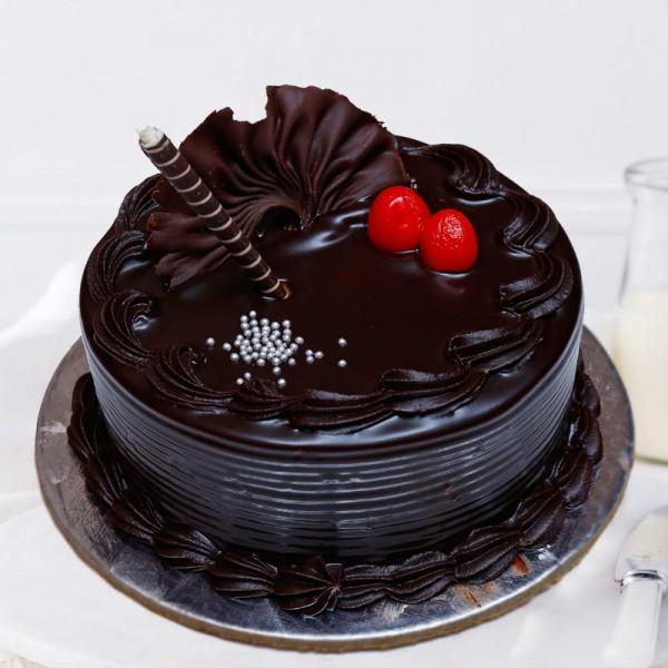 Designer Belgian Cake