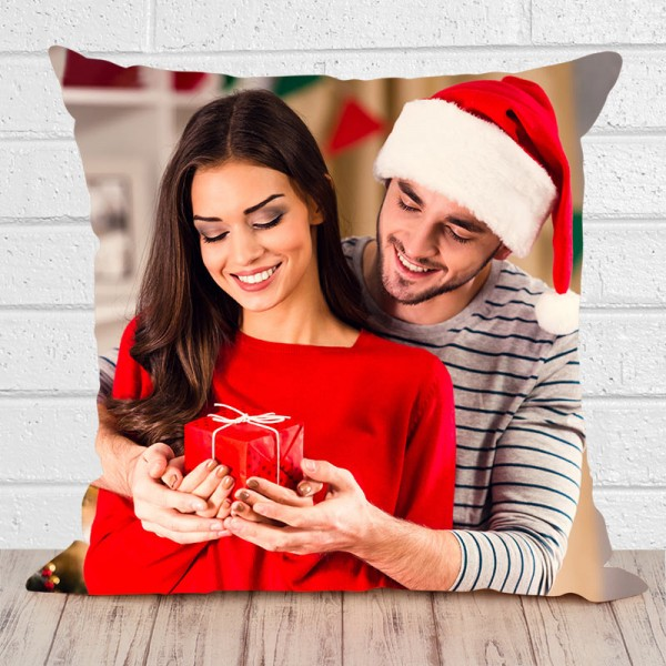 Personalized Christmas Cushion