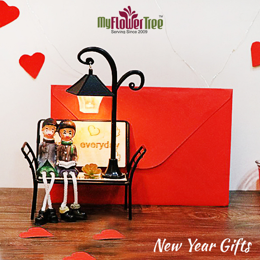 Happy New Year Gifts - MyFlowerTree