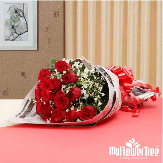 Flowers Delivery Online - MyFlowerTree