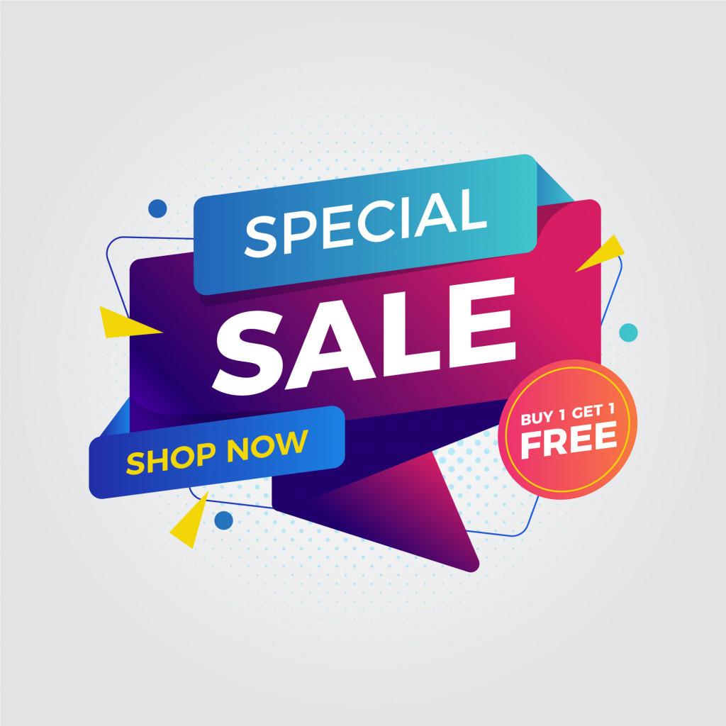 online special sale