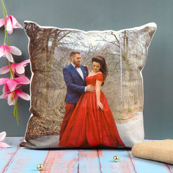 Online personalized cushion gift