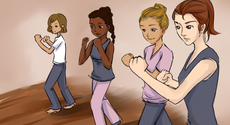 Self Defense For Women Security