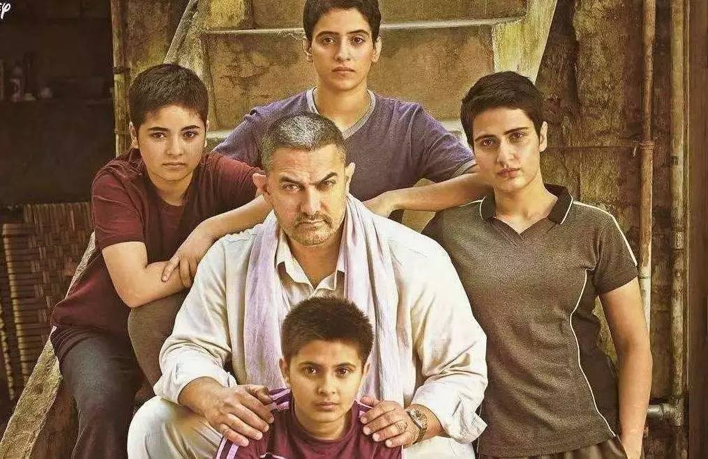 Dangal: A story of Haryana's Girl to become wrestlers