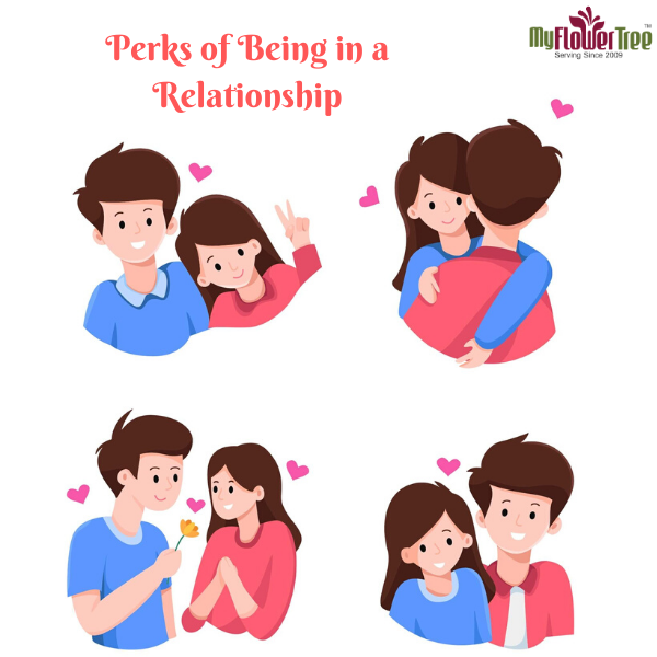 Perks of being in a relationship