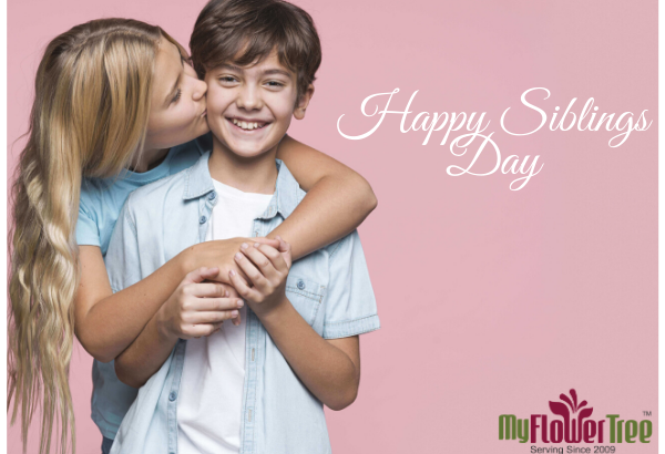 Celebrate Siblings Day