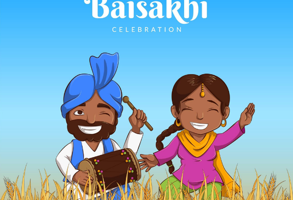 Happy Baisakhi Celebration