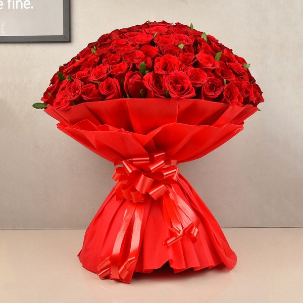 Online Red Rose Delivery in India