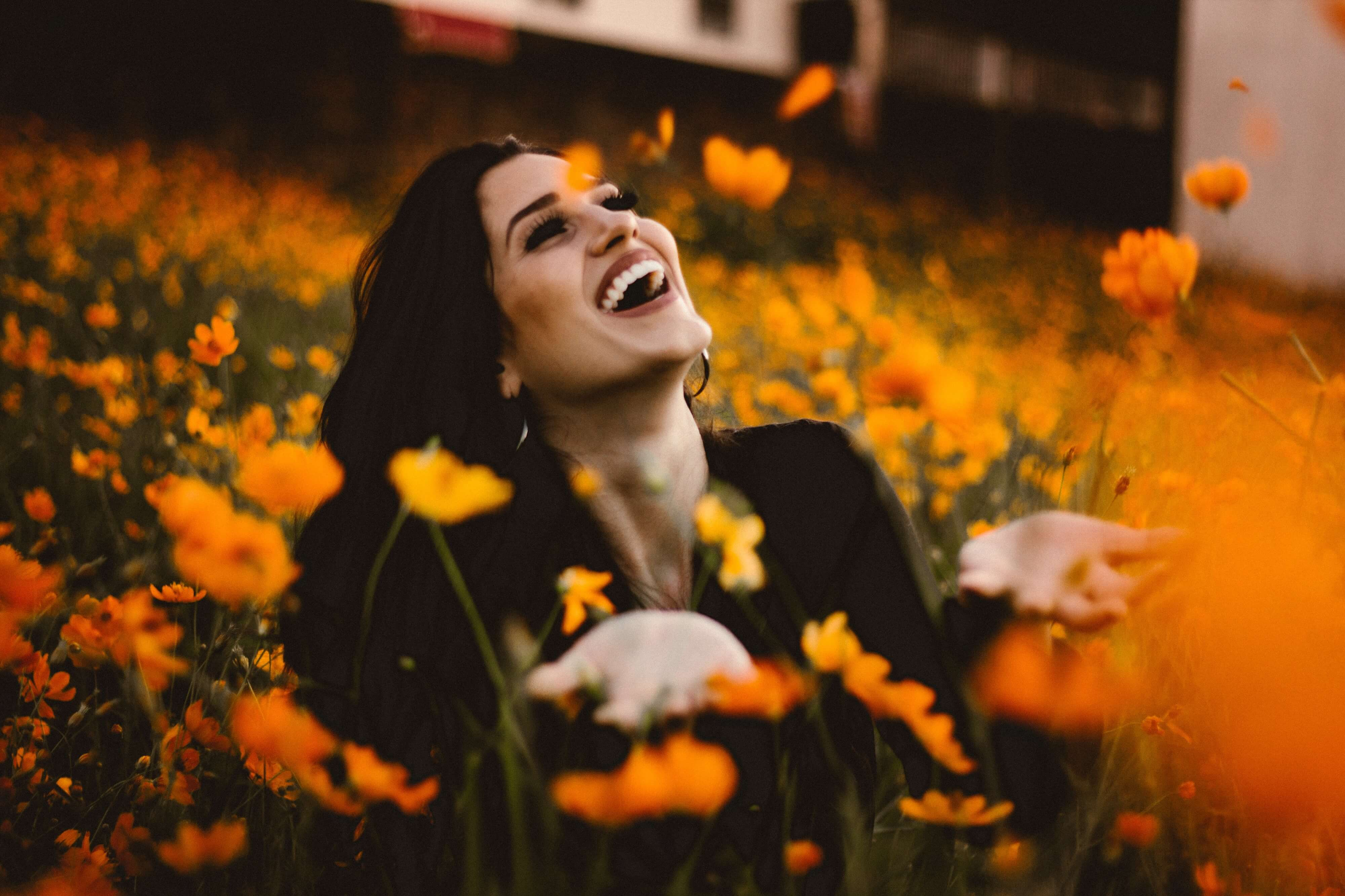 How Flowers Can Impact Human Moods