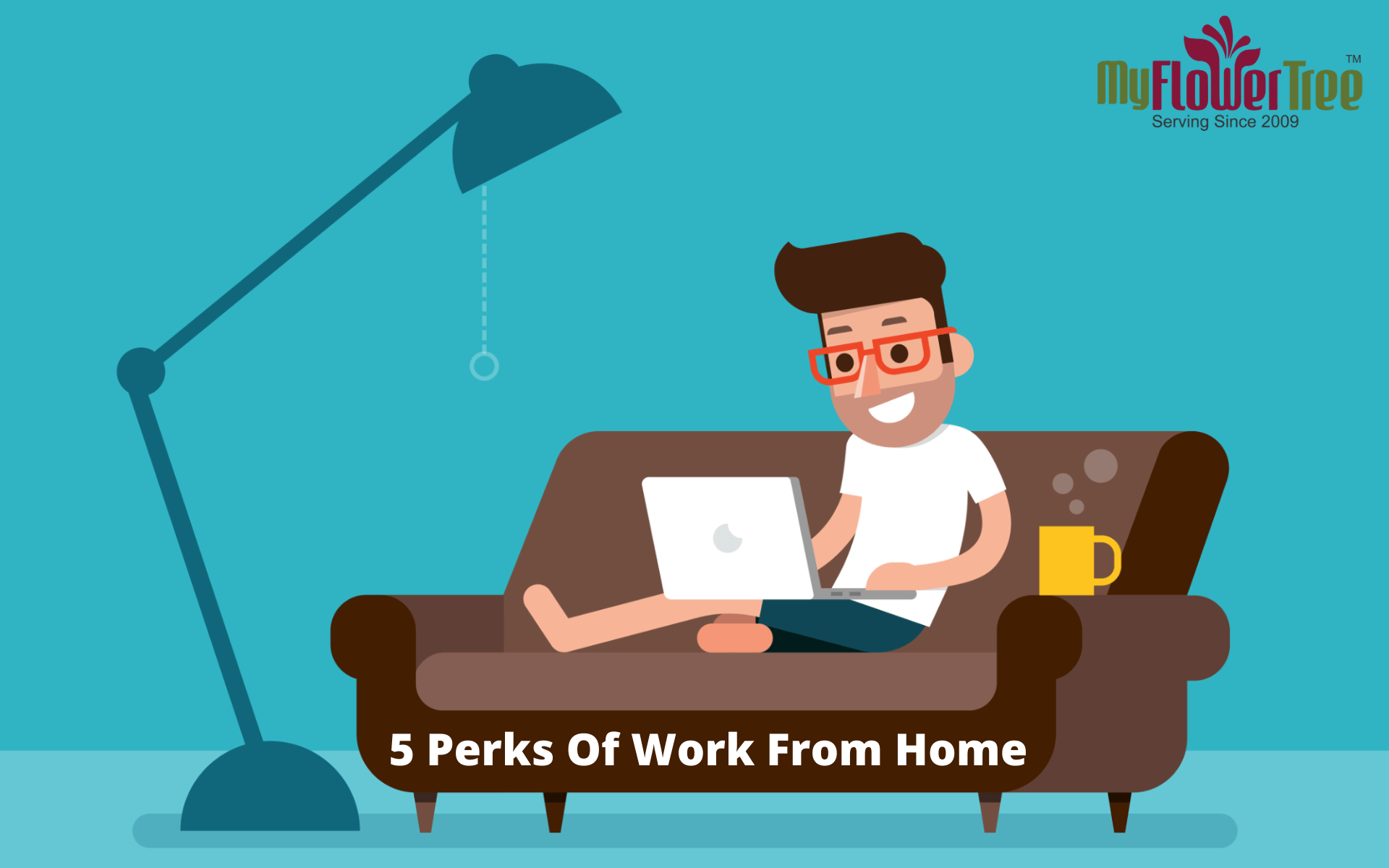 5 Perks Of Work From Home