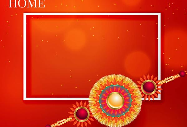 rakshabandhan celebration ideas at home