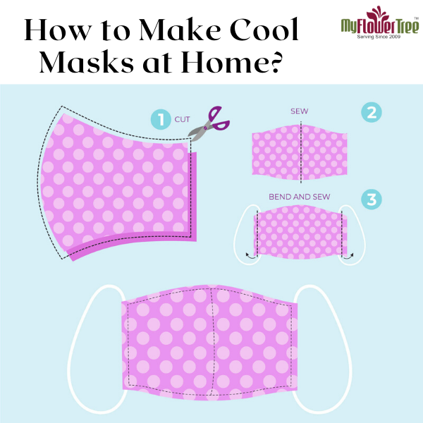 How to Make Cool Masks at Home