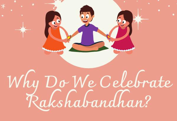 rakshabandhan celebration brother and sister