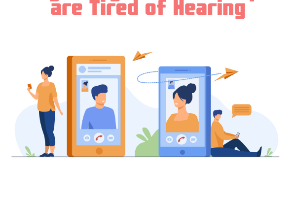 things long distance couples tired of hearing