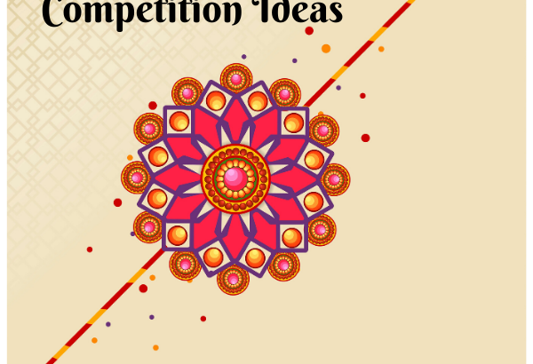 rakhi making competition ideas