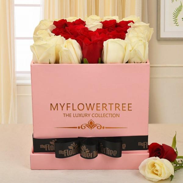 square flower bouquet online