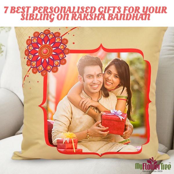 7 best personalised gift for rakhi