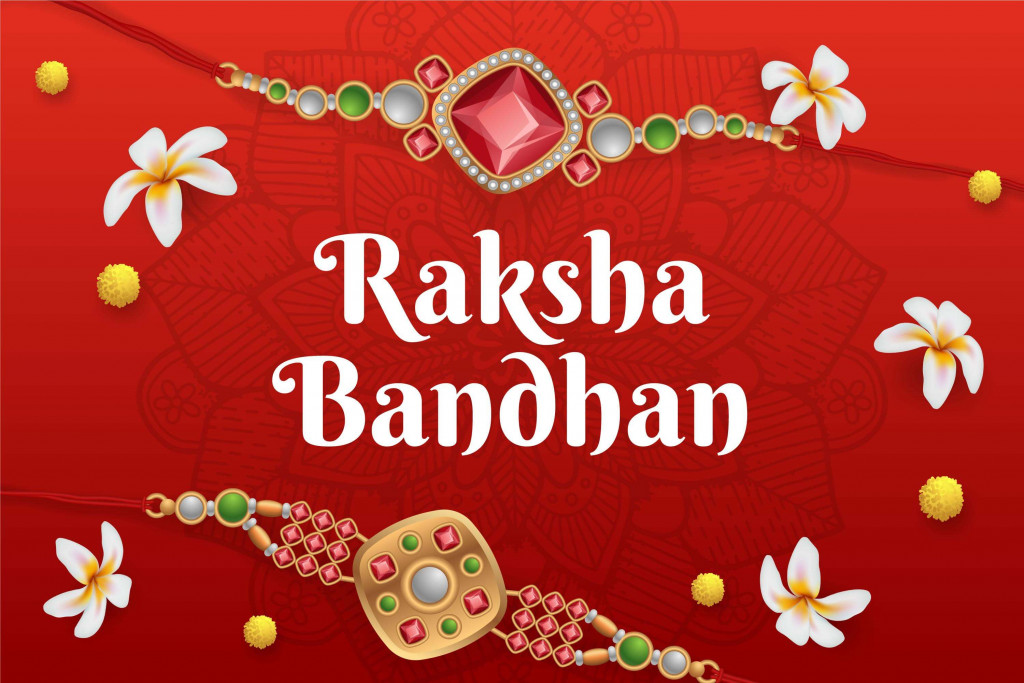 rakhi gifts and celebration