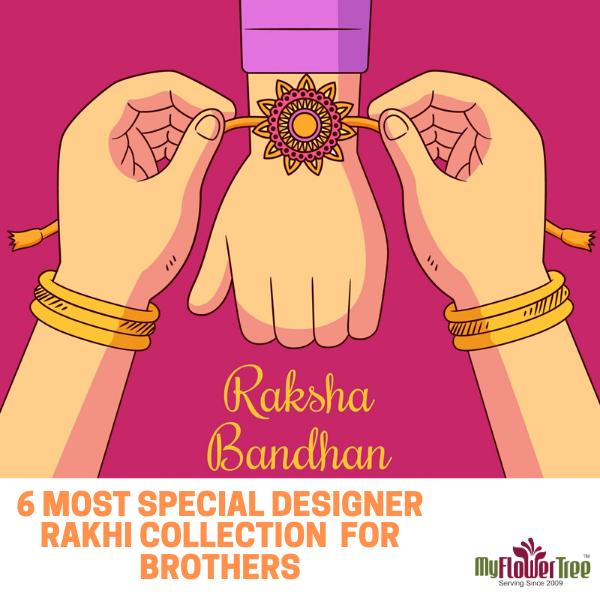designer rakhi collection for brother