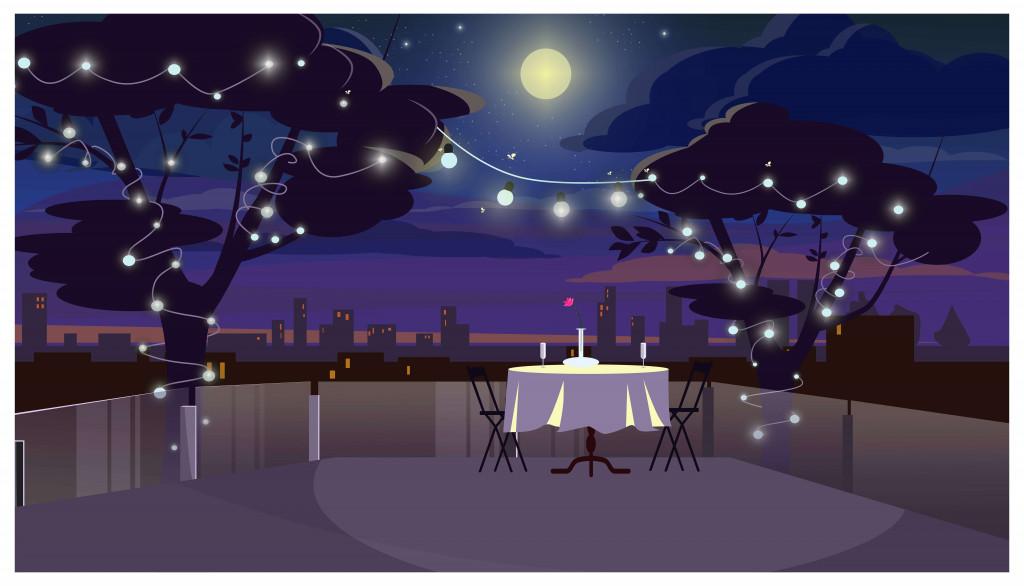 plan a terrace date