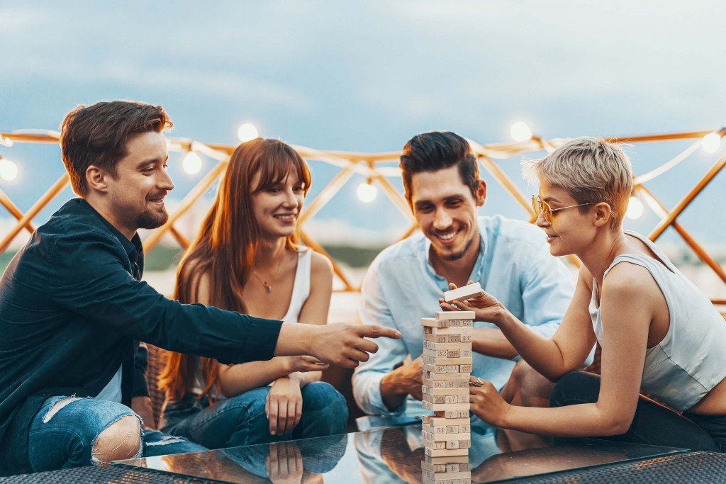 propose during playing board game