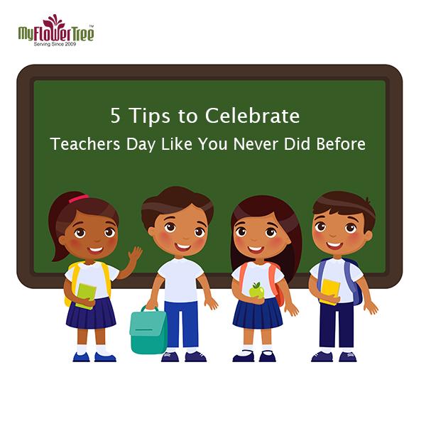 celebrate teachers day