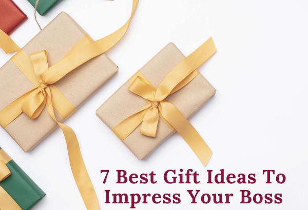 best gift ideas for boss
