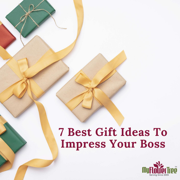 7 Best Gift Ideas To Impress Your Boss