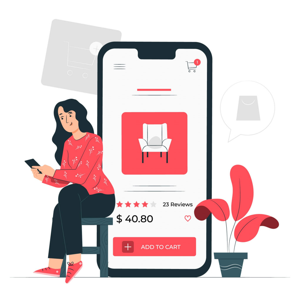 shop from home easily