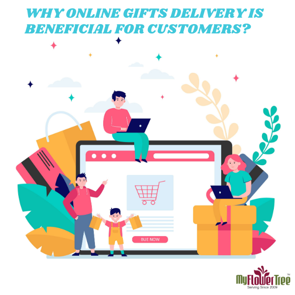 benefits of online gift delivery