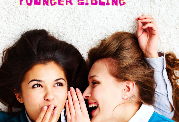 8 Perks Of Having a Younger Sibling
