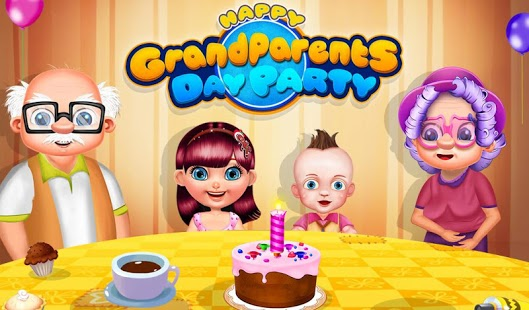 grandparents day party