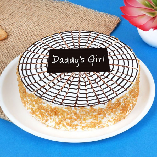 cake for daughter's day