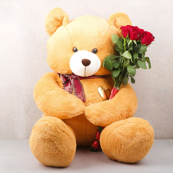 teddy bear for daughter's day