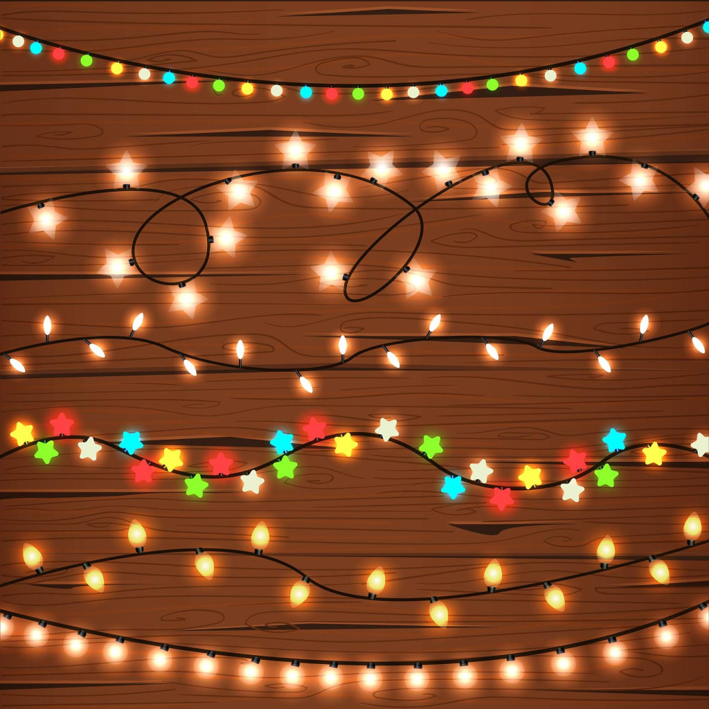 attractive lights to decorate home