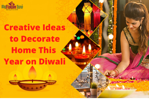 ideas to decorate home this year on diwali