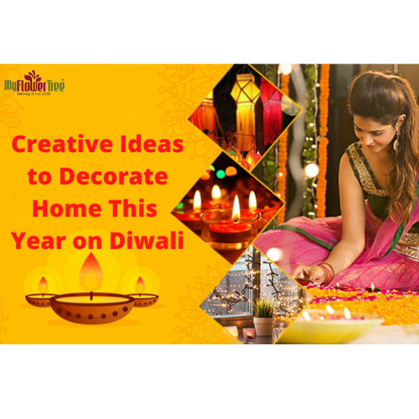 ideas to decorate home on diwali