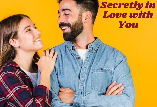 signs that means she is in love with you