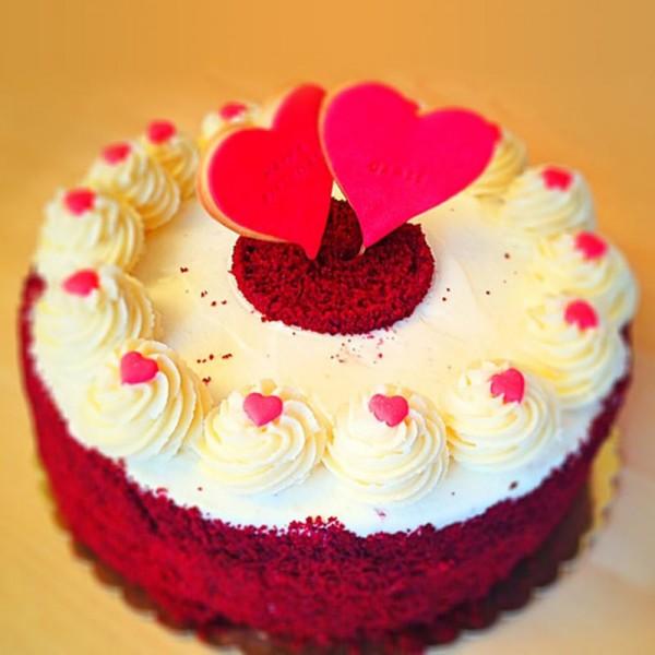 rev velvet cake online