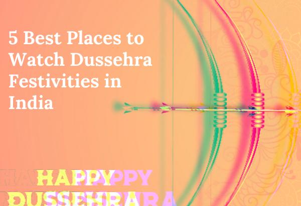 Dusshera festivities