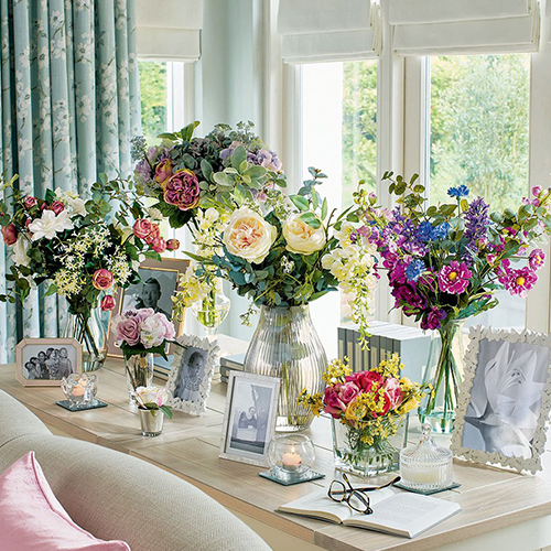 Make Your Home Bloom With Flowers