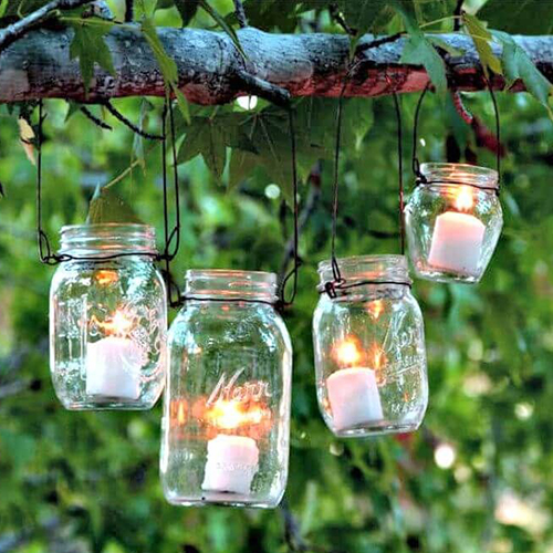 Décor Lights – Magic Jars