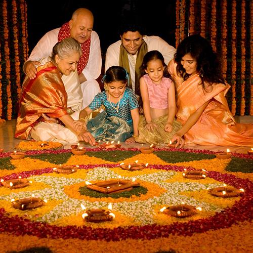 Tips to celebrate Diwali