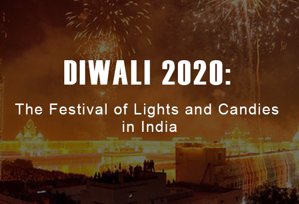 The Festival of Lights and Candies in India